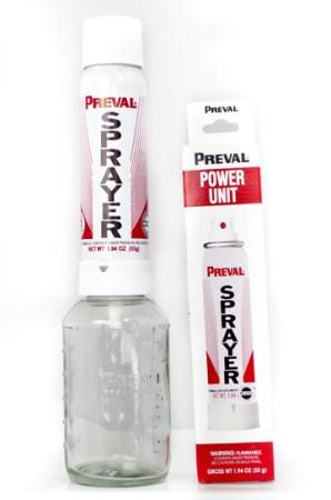 Munro Products Bathtub Refinishing Supplies: Pre-Val Sprayer